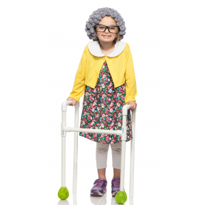 Grandma Costume for Kids