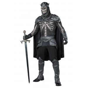Skeleton King Men's Costume