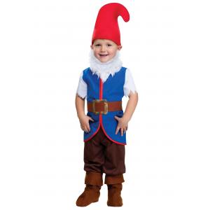 Toddler Gnome Boy Costume