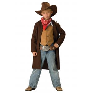 Rawhide Renegade Costume