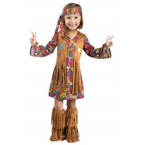 Toddler Peace & Love Hippie Costume
