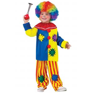 Toddler Big Top Clown Costume