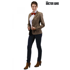 Eleventh Doctor Womens Costume Jacket