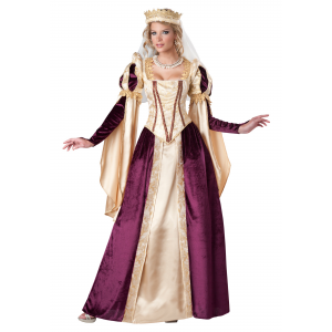 Women's Elite Renaissance Princess Costume
