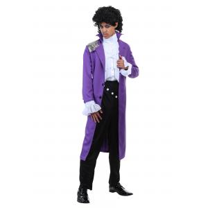 Purple Rock Legend Costume for Men