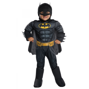 Batman Deluxe Costume for Toddlers