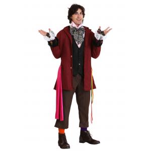 Men's Authentic Mad Hatter Costume