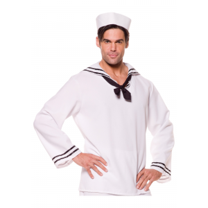 Plus Size Sailor Shirt 2X