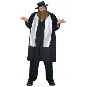 Plus Size Rabbi Costume 1X