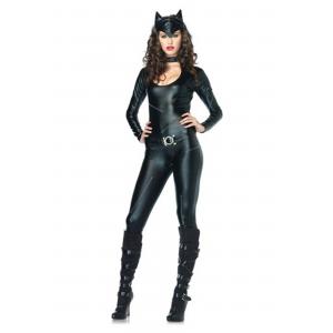 Sexy Feline Catsuit Costume