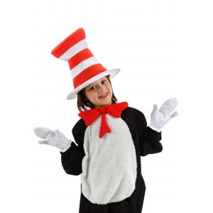 Seuss Kids Cat in the Hat Accessory Kit
