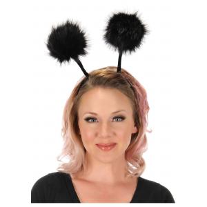Bug Pom Antennae Bendable Headband