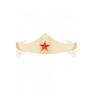 Wonder Woman Tiara with Gem Star