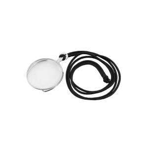 Silver Monocle