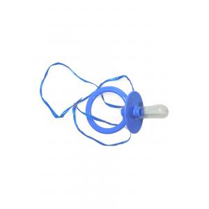 Jumbo Blue Pacifier
