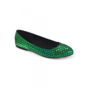 Green Mermaid Women's Shoes