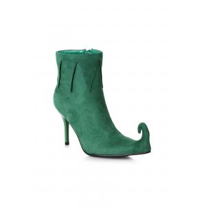 Green Elf Boots for Women