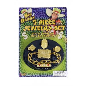 Big Daddy Jewelry Set