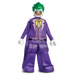 Lego Batman Child Prestige Joker Costume