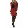Opposuit Lumber Jackie Women's Red Suit