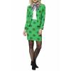 Opposuit St. Patrick's Girl Green Women's Suit