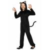 Black Cat Costume for Girls