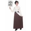 English Suffragette Women's Costume