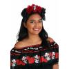 Women's Day of the Dead Flower Headband