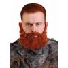 Wild Warrior Red Beard Accessory