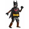 Lego Movie 2 Batman Deluxe Costume Kid's