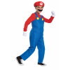 Nintendo Super Mario Brothers Boys Mario Deluxe Costume
