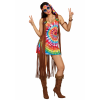 Hippie Hottie Women's Costume