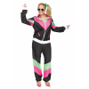 80's Track Suit Plus Size Costume for Women