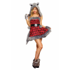 Big Bad Wolf Costume for Women