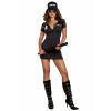 Women's SWAT Police Costume