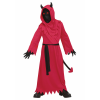 Fade In/Out Devil Costume For Boys