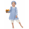 Little Pioneer Girl Costume Toddler