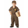Toddler UPS Delivery Costume