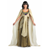 Golden Cleopatra Plus Size Costume for Women