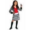 Clueless Dee Girl's Costume
