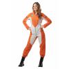 Astronaut Jumpsuit Costume for Women's