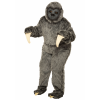 Adult Gray Sloth Mascot Costume