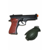 Gun and Grenade Matching Set