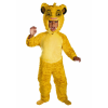 Disney Lion King Toddler Simba Deluxe Costume