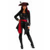 Plus Size Womens Fearless Pirate Costume