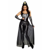 Bare Bone Babe Skeleton Costume for Women