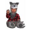 Infant Grey Werewolf Costume