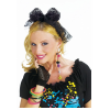 80's Lace Costume Headband