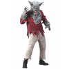 Silver Werewolf Costume for Men