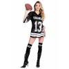 Tackle Football Jersey Women's Costume for Women
